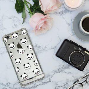 Carcasa Animales Pandas