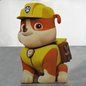Paw Patrol Dummie – Rubble