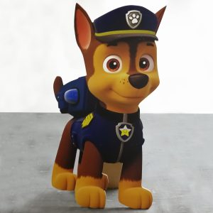 Paw Patrol Dummie -Chase