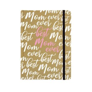 Libreta Best mom ever