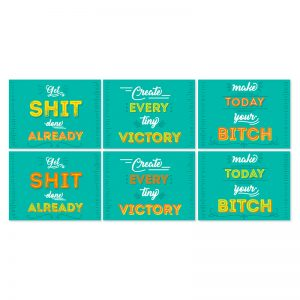 Individuales frases para el día