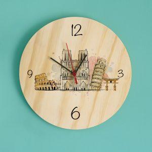Reloj Ciudades