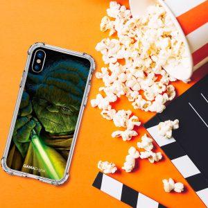Carcasa película Yoda Star Wars