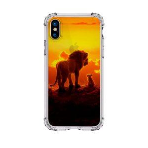 Carcasa película Rey León Mufasa & Simba