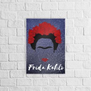Frida Kahlo Rosas