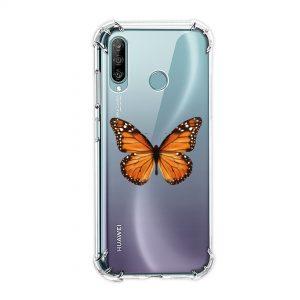 Carcasa Butterfly orange